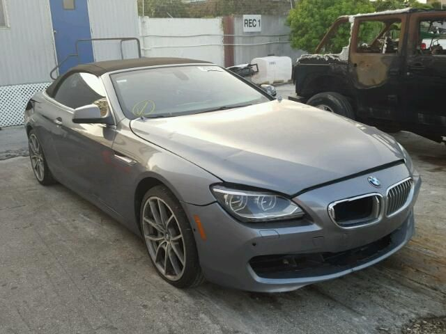 Get The Best Deal On 2012 Bmw 650i 4 4l For Sale At