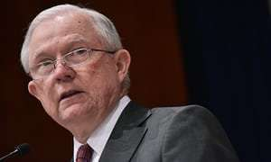 Attorney general Jeff Sessions questioned in Trump-Russia inquiry