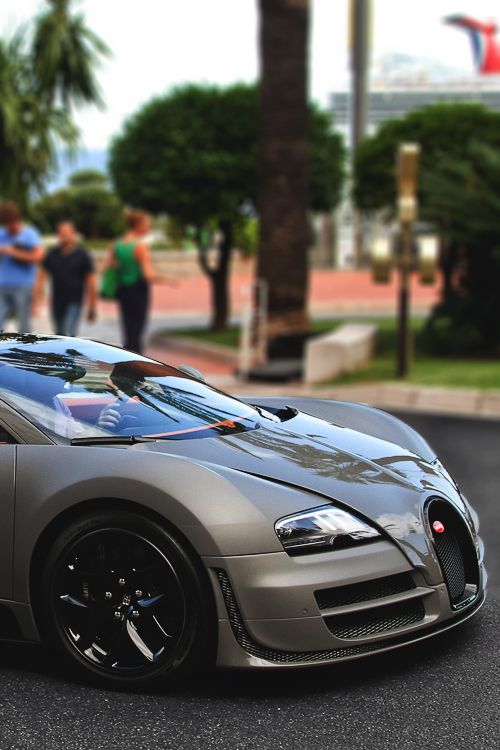 Veyron Grand Sport | More