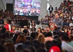 Propone Eruviel Ávila intervención de Unicef ante políticas migratorias de EEUU