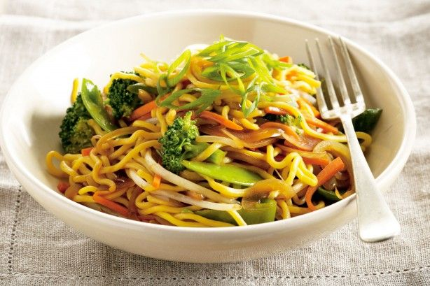 This speedy stir-fry is the perfect answer to the 'What's for dinner?' question.
