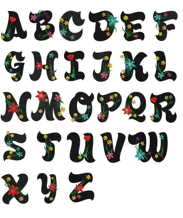 cool letter i alphabet font lettering cool fonts 20960