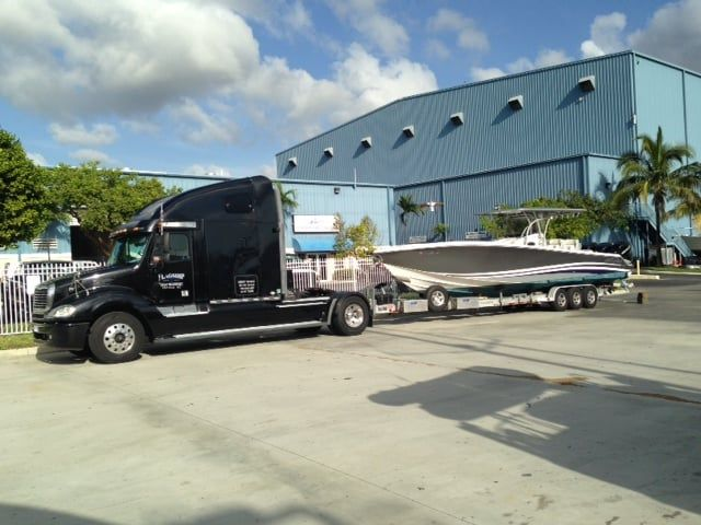 Choose Boat Transport Company With Good Insurance Fully Bonded