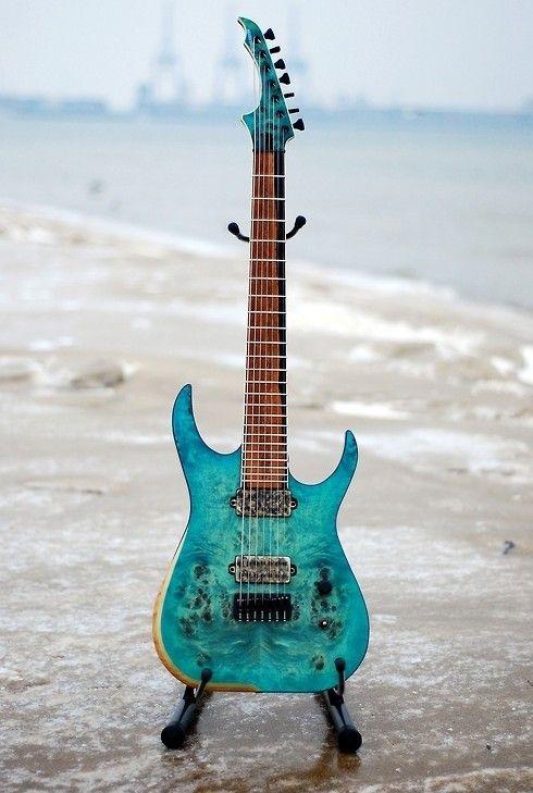 Custom Guitar :: Shared by The Lewis Hamilton Band :: https://www.facebook.com/lewishamiltonband/app_2405167945 - http://www.lewishamiltonmusic.com https://twitter.com/lewisindieblues http://www.reverbnation.com/lewishamiltonmusic https://soundcloud.com/lewis-hamilton-music !