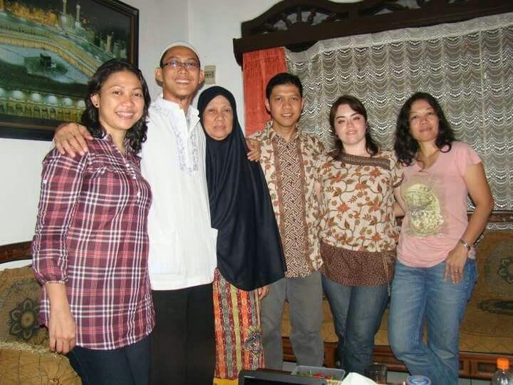 Con familia