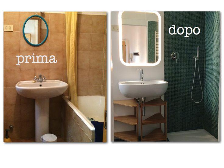 Pi di 25 fantastiche idee su piastrelle per doccia su - Smalto per vasca da bagno ...