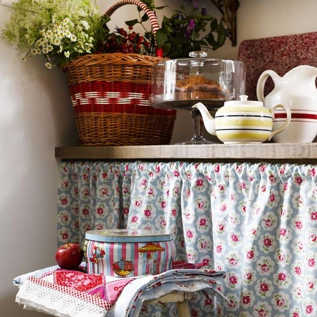 Floral utility room cath kidston cath kidston home for Cath kidston style bedroom ideas