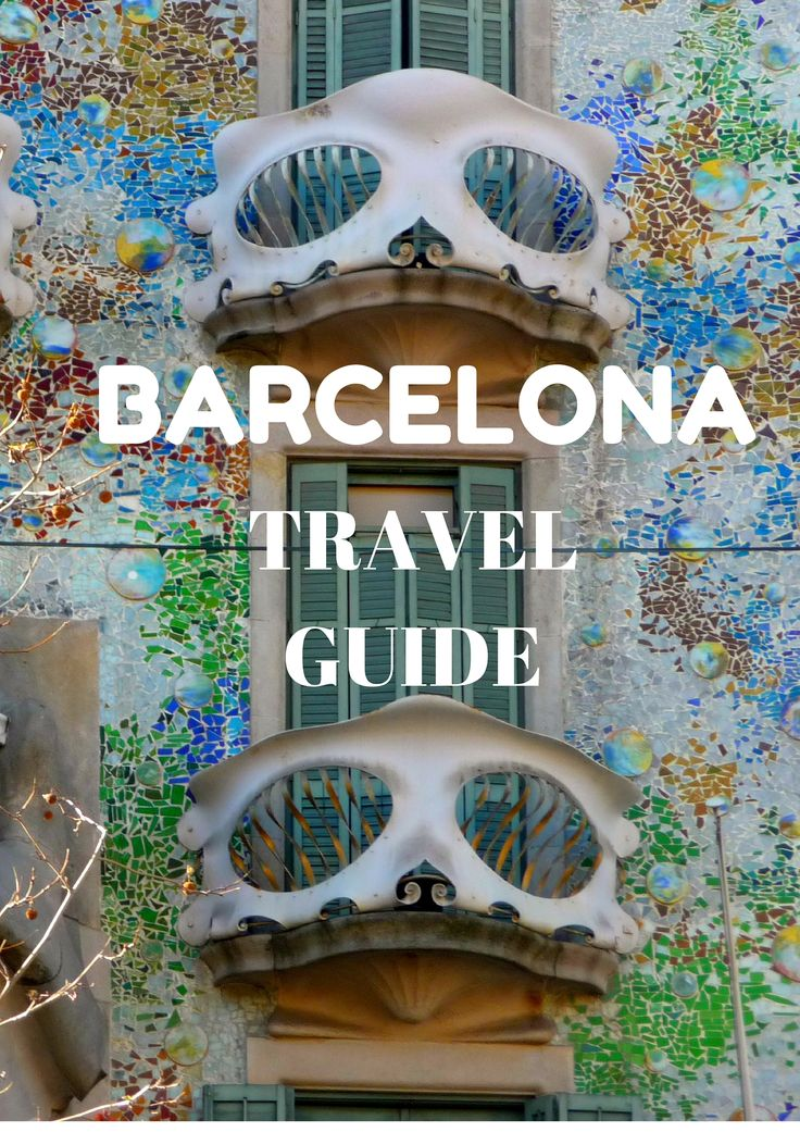 Barcelona is an incredible city and knowing the basics will help you go around comfortably, being a local I can give you all the tips you need to take the most of this Barcelona city guide.