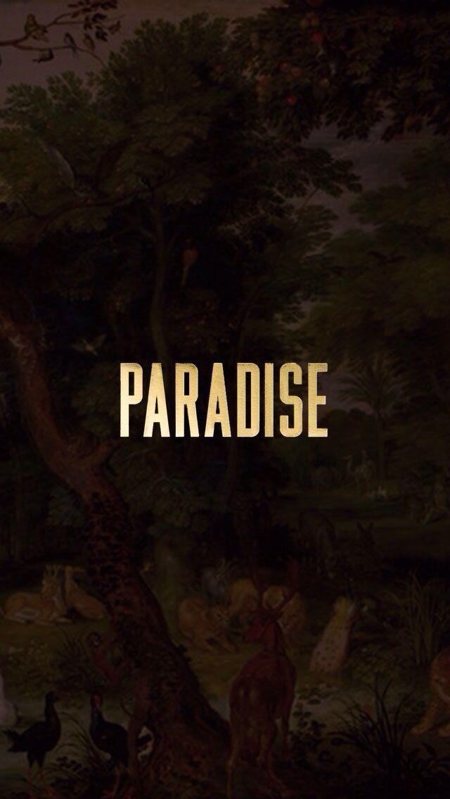 Paradise Lana Del Rey ParadiseDark ParadisePhone BackgroundsIphone