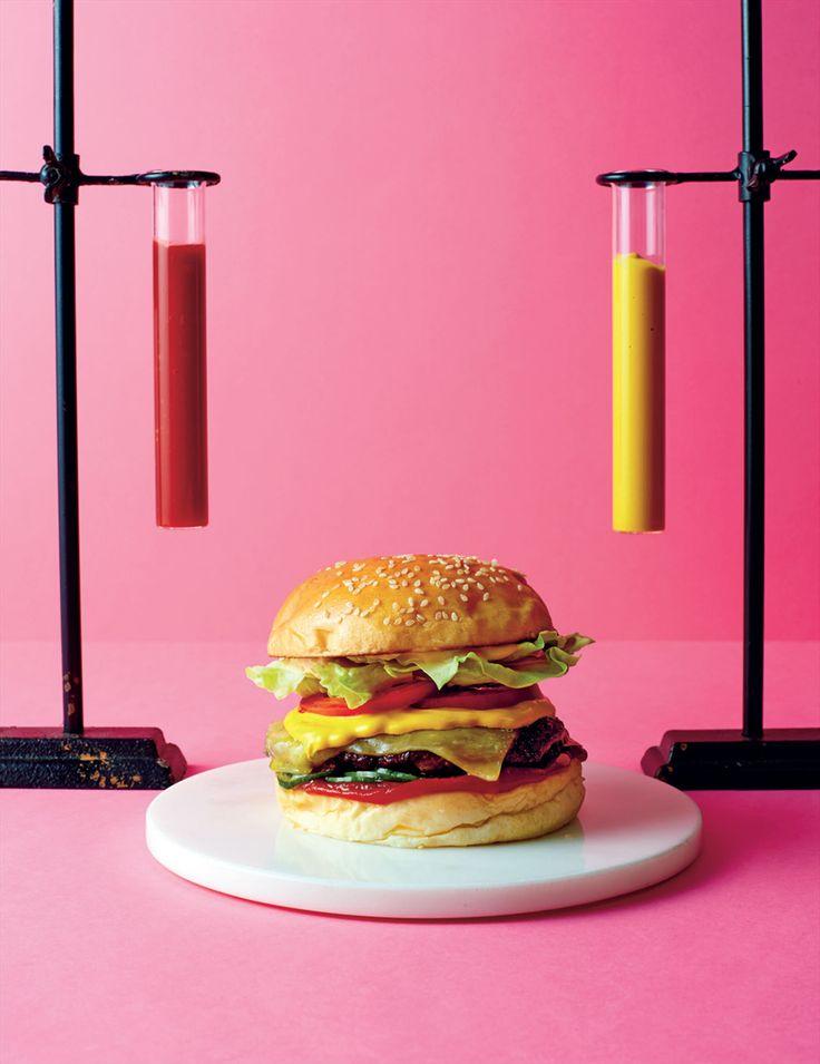 Huxtaburger recipe from The Huxtaburger Book by Daniel Wilson | Cooked