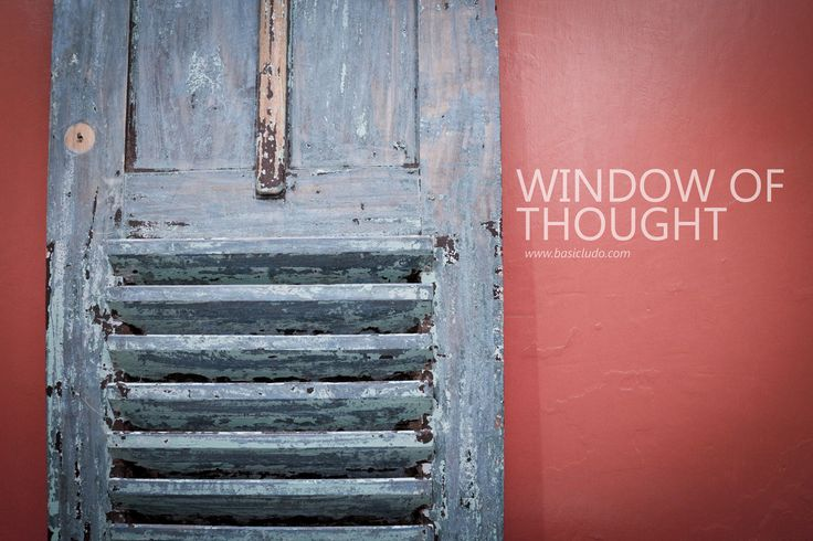 Window of Thought