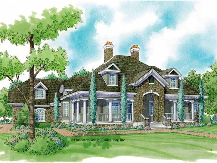 17 Best Ideas About French Country House Plans On