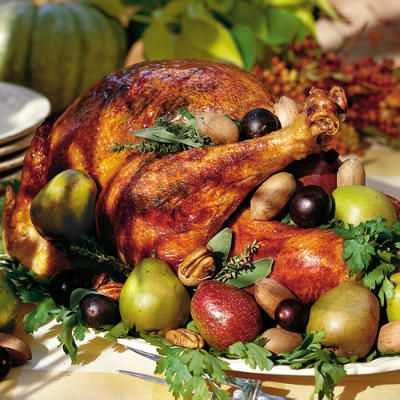 Southern Living's Best Thanksgiving Menus