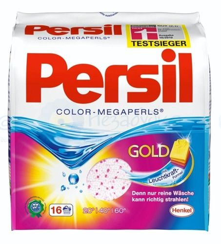 Стиральный порошок PERSIL Megaperls Color 0,96 кг. 16 стирок