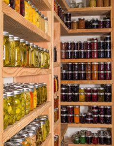 October 16, 2013  -Time Management in Food Storage