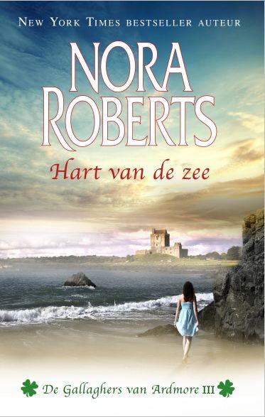 Harlequin - Nora Roberts - Hart van de zee (Gallaghers van Ardmore) #harlequin #boeken #noraroberts