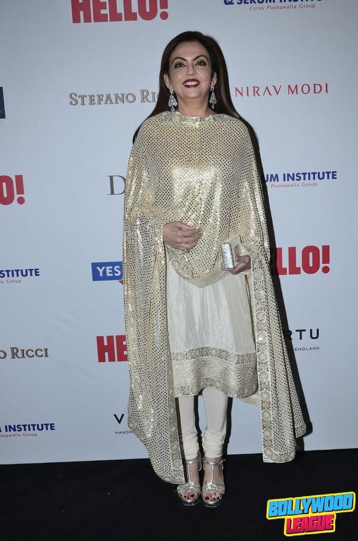 entertainment  Sonam Kapoor, Nita Ambani, A.R.Rahman, Sania Mirza attend the Hello! Hall of Fame awards Check more at http://bollywoodleague.com/bollywood-photos/sonam-kapoor-nita-ambani-a-r-rahman-sania-mirza-attend-the-hello-hall-of-fame-awards/