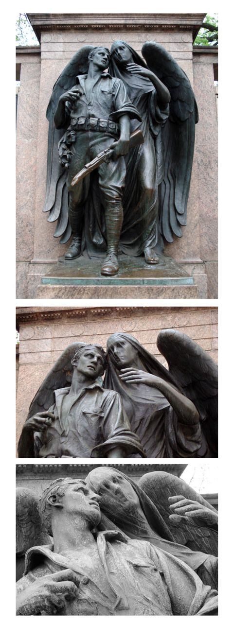41 best memorials and cemeteries images on pinterest dr who ww1 memorial prospect park brooklyn ny by augustus lukeman 1921 fandeluxe Image collections