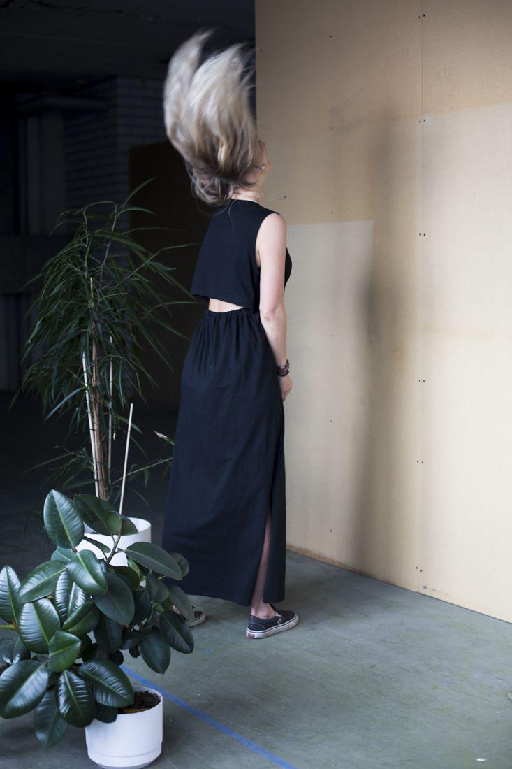 Mori Collective Ariel Maxi Dress Pic: www.ainohuotari.com
