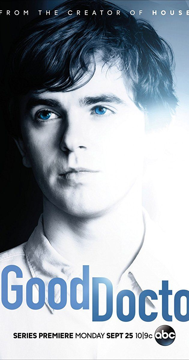 Created by David Shore.  With Freddie Highmore, Richard Schiff, Hill Harper, Nicholas Gonzalez. A young surgeon with autism and Savant syndrome is recruited into the pediatric surgical unit of a prestigious hospital. The question will arise: can a person who doesn't have the ability to relate to people actually save their lives?