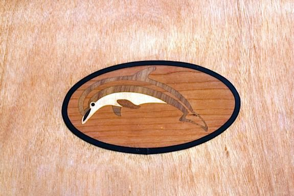 Dolphin Wood Inlays : Images about marquetry on pinterest apple blossoms