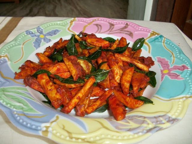 YUMMY TUMMY: Spiced Up French Fries / French Fries – Indian Style