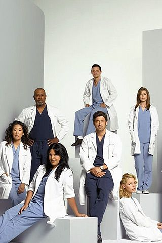 Grey's Anatomy iPhone wallpaper tv Pinterest Grey's