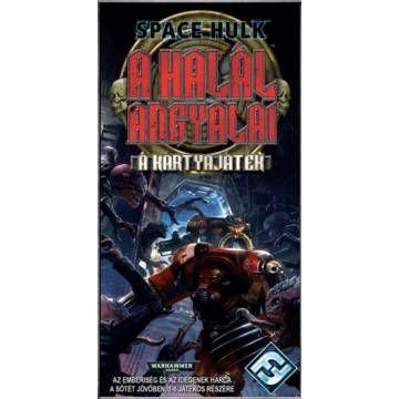 Space Hulk: A halál angyalai - stratégiai társasjáték 13 éves kortól - Delta Vision
