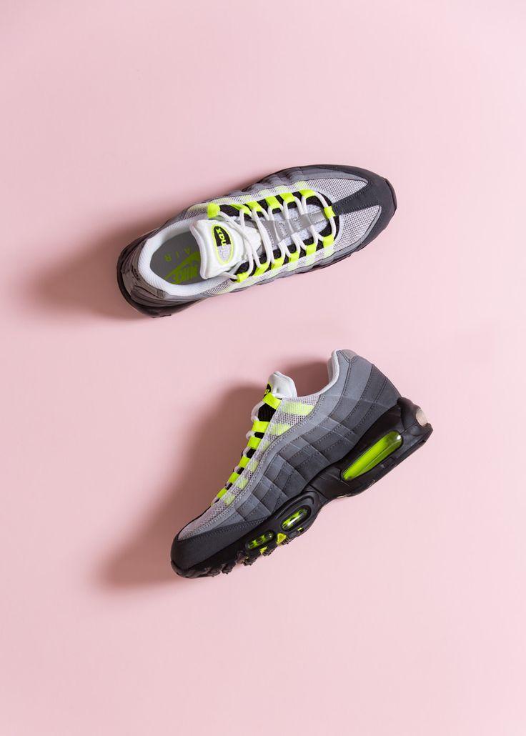 Sneakers Femme - Nike Air Max 95 OG Neon