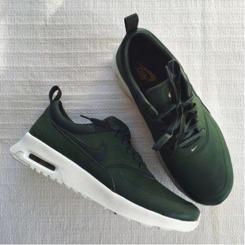 Air Max Thea Premium W Schoenen Nike Métallique D'acajou QnXNQ