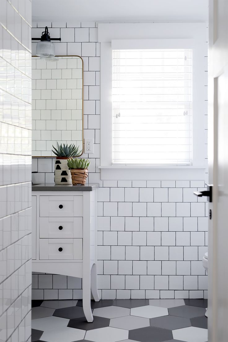 White Square Tile Bathroom 346 best bathrooms images on pinterest | room, bathroom ideas and