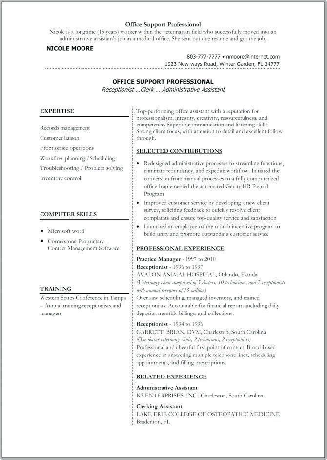 Veterinary Assistant Resume 223 best riez sample resumes images