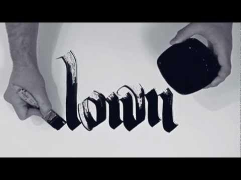 Calligraffiti - Upside Down