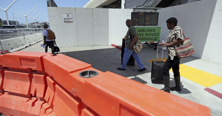 Airports could charge higher fees on airline tickets to fund construction, under Senate bill - USA TODAY