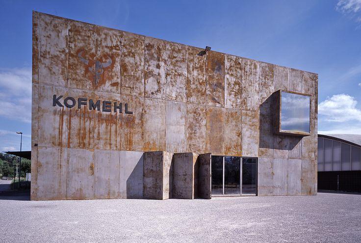 Kunsthaus Art House Extension Architects: ssm Architekten ag Location: Grenchen, Switzerland Project year: 2005