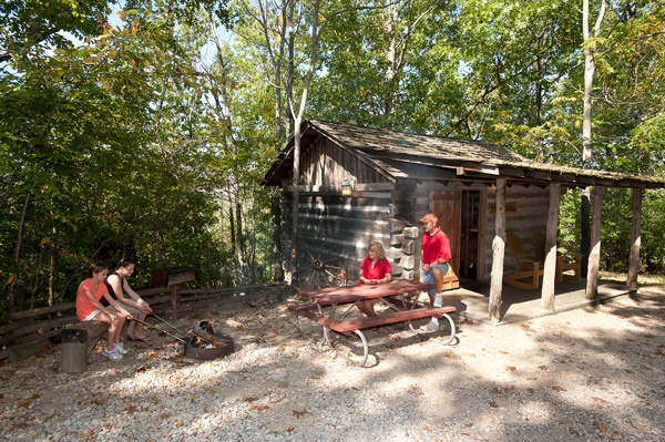 21 best images about the wilderness log cabins rvs for Cabins near silver dollar city