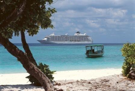 Luxury Yacht Cruising the Oceans around the World