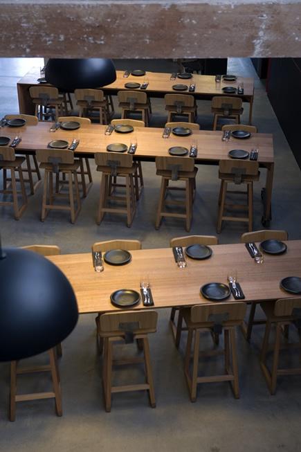 garagistes, restaurant in tasmania