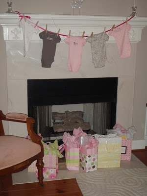 Savannah Wedding Planner: Simply Savannah Events: Sneak Peek of Nicki's Baby Shower