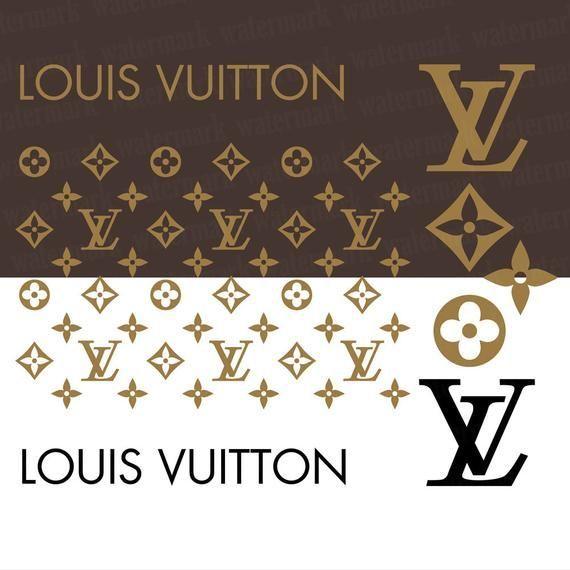 Louis Vuitton Pattern Svg Louis Vuitton Logo Fashion Brand Logo Svg Lv Svg Louis Vuitton Vect Louis Vuitton Pattern Fashion Logo Branding Fashion Logo