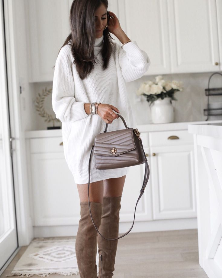 Modish Winter Outfits Ideas For Going Out To Try Now