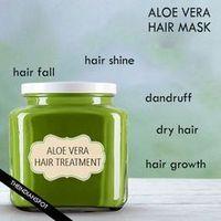 5 Best Natural Aloe Vera hair mask for Shiny, Healthy and Beautiful Hair - I made the honey, aloe, coconut mask