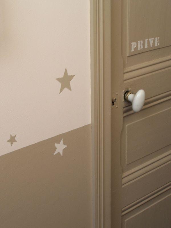 14 best Couleur images on Pinterest Hallways, Stairs and Corridor - Peinture Porte Et Fenetre