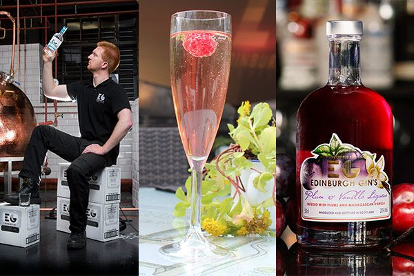 Edinburgh Gin Distillery