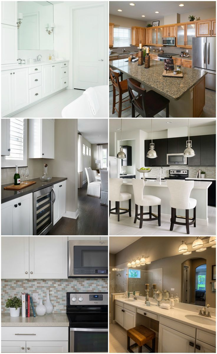 100 best Cabinet Inspiration | Ashton Woods images on Pinterest ...