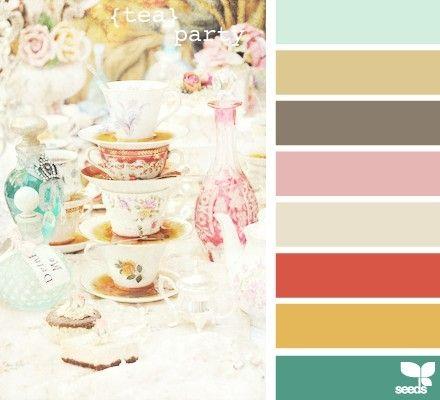 tea party by suzette
