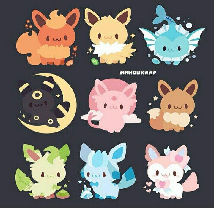 Pin By Pikmin On Ella Cute Pokemon Wallpaper Pokemon Pokemon Eevee