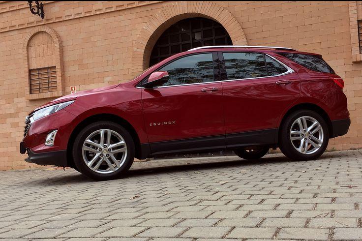 Chevrolet Equinox: primeiras impressões