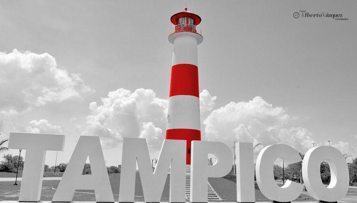 Bienvenida a Tampico!!!  =D