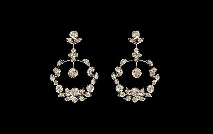 italian fine jewelry, alta gioielleria artigianale - GIOIELLI DALBEN  Earrings